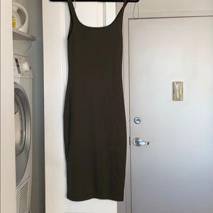 Zara bodycon dress- New